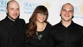 Rated P For Parenthood – Opening Night – Nathan A. Roberts – Meg Zervoulis – Vincent Livolsi