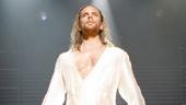 Paul Nolan as Jesus in Jesus Christ Superstar.