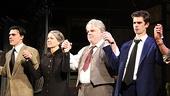Death of a Salesman - Finn Wittrock, Linda Emond, Philip Seymour Hoffman and Andrew Garfield