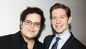 """Tony nominees and Book of Mormon stars Josh Gad and Rory O'Malley perform an unusually funny version of Wicked's """"For Good."""""""