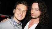 Miscast- Jonathan Groff and Constantine Maroulis
