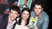 How to Succeed – Nick Jonas Planet Hollywood – Michael Urie – Stephanie Rothenberg – Nick Jonas