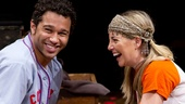 Show Photos - Godspell - Corbin Bleu - Morgan James