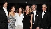 Nice Work If You Can Get It – Opening Night – Greg Naughton – Kelli O'Hara – Pamela Naughton – Keira Naughton – husband – James Naughton