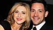 Fellow NYU alums Nina Arianda (Venus in Fur) and Steve Kazee (Once) are both nominated for Distinguished Performance.