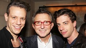 Peter and the Starcatcher Book Party – Adam Pascal – Thomas Schumacher – Christian Borle