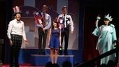 NEWSical- Perez Hilton- Tommy Walker- Michael West- Leslie Kritzer- Christine Pedi