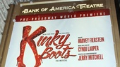 Kinky Boots-Marquee
