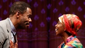 Colman Domingo and Sharon Washington in Wild With Happy.
