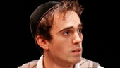 Ari Brand as Asher Lev in My Name is Asher Lev.