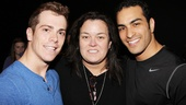 Rosie O'Donnell at 'Bring It On' — AJ Blankenship — Rosie O'Donnell — Bettis Richardson