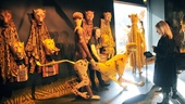 Lion King Exhibit- Puppets
