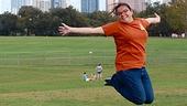 Photo Op - Billy Elliot - tour - Austin students
