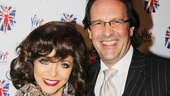 Viva Forever opening night – Joan Collins – Percy Gibson
