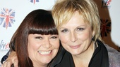 Viva Forever opening night – Dawn French – Jennifer Saunders