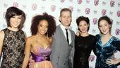 Viva Forever opening night – Kirstie Skivington – Charlotte Walcott – Anthony Topham – Helen Ternent – Roxanne Palmer