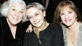 Tyne Daly, Zoe Caldwell and Patti LuPone have something in common—they all starred as Maria Callas in Master Class on Broadway.