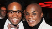 Kinky Boots Opening- Billy Porter- Nathan Lee Graham