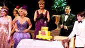 Nice Work If You Can Get It – 1 Year Anniversary – Jessie Mueller – cast – Matthew Broderick – Jessie Mueller