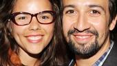 Macbeth – Opening Night – Vanessa Nadal – Lin Manuel Miranda