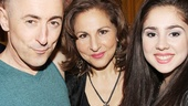 Macbeth – Opening Night – Alan Cumming – Kathy Najimy – Samia Finnerty