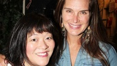 Brooke Shields at Cinderella – Brooke Shields – Ann Harada