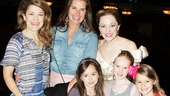 Brooke Shields at Cinderella – Brooke Shields – Victoria Clark – Laura Osnes – Grier Henchy