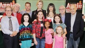 Annie-  CD Signing- Cast and Creators