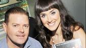 Annie-  CD Signing- Clarke Thorell- Brynn O'Malley
