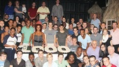 The Book of Mormon 1,000 performances – company
