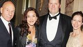 American Theatre Wing – Hal Prince Gala 2013 – Patrick Stewart – Sunny Ozell – Shuler Hensley – Paula DeRosa
