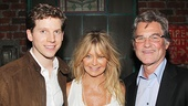 Goldie Hawn & Kurt Russell at Kinky Boots – Goldie Hawn – Kurt Russell – Stark Sands