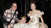 Sarah Jessica Parker and daughters at Cinderella – Sarah Jessica Parker – Loretta Broderick – Tabitha Broderick – Laura Osnes – Andy Jones – Matthew Broderick