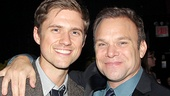 Big Fish – Opening Night – Aaron Tveit – Norbert Leo Butz