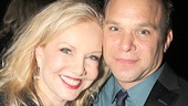 After the show, director and choreographer Susan Stroman couldn't be prouder of her leading man, Norbert Leo Butz.