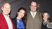 A Time to Kill – Opening Night – Patrick Stewart – Sunny Ozell – Shuler Hensley – Paula DeRose
