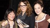 Cinderella – Tina Fey Visit – Ann Harada – Tina Fey – Laura Osnes