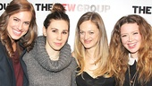 The New Group – Crimes of the Heart – Allison Williams – Zosia Mamet – Marin Ireland – Natasha Lyonne