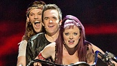 Show Photos - We Will Rock You - tour - Ruby Lewis - Brian Justin Crum - Ryan Knowles
