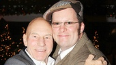 Waiting For Godot – Opening Night – Patrick Stewart – Shuler Hensley