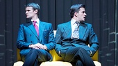 <I>American Psycho</I>: Show Photos - Matt Smith -  Jonathan Bailey