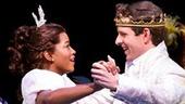 Keke Palmer & Joe Carroll in Cinderella