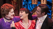 Victoria Clark as Mamita, Vanessa Hudgens as Gigi & Corey Cott as Gaston Lachaille in Gigi