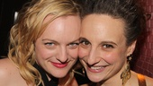 The Heidi Chronicles – Opening Night – 3/15 – OP – Elisabeth Moss – Tracee Chimo