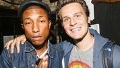Hamilton - backstage - 9/15 -