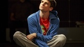 Tyler Lea as Christopher in The Curious Incident of the Dog in the Night