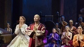 The King and I - Show Photos - 10/15 - Kelli O'Hara - Hoon Lee