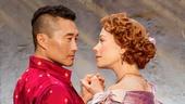 Show Photos - The King and I - 4/16 - Daniel Dae Kim - Marin Mazzie