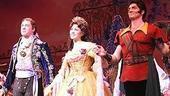 Beauty and the Beast 10th Anniversary - Curtain Call - Steve Blanchard - Christy Romano Carlson - Grant Norman