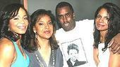 A Raisin in the Sun opening - Sanaa Lathan - Phylicia Rashad - Sean Combs - Audra McDonald